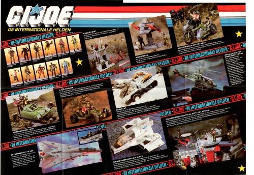 1987 NL GI Joe