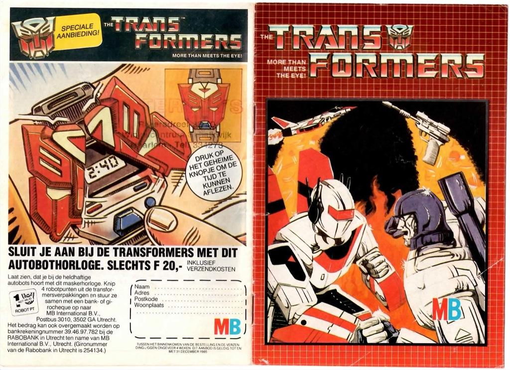 BD/Comic Transformers en Français: Editions Héritage, Sagédition, Semic, Fusion Comics, Panini Comics et Vestron - Page 2 Epson001-2
