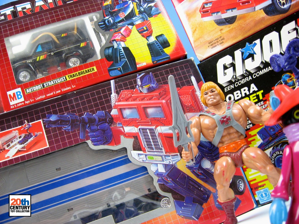 Popular Toys From The 1980s : Th century toy collector archive the s had