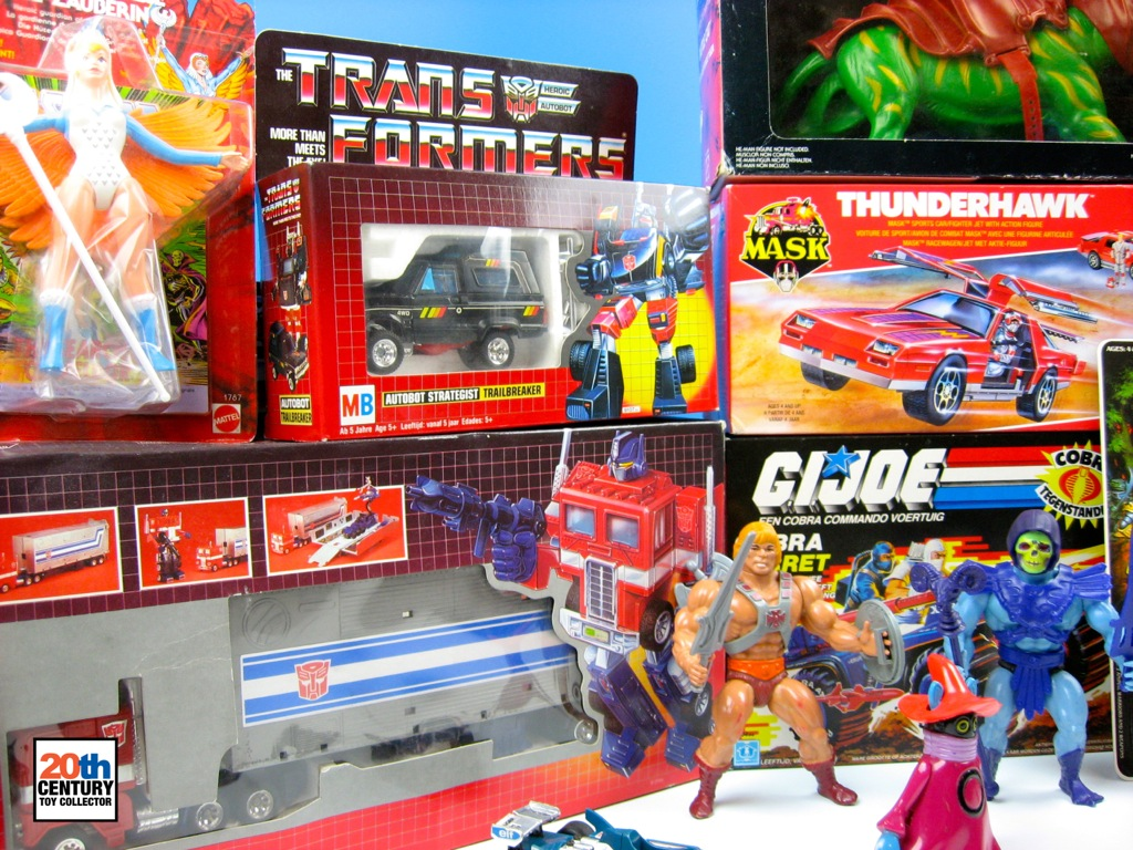 Toys That Are 48 20 : Th century toy collector archive the s had