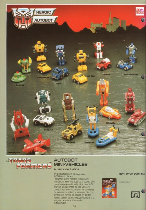 transformers-hasbro-espana-1986-dealer-catalog-mini-vehicles-assortment