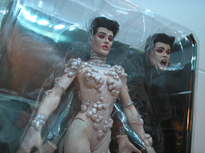 20th Century Toy Collector 187 Blog Archive 187 Ghostbusters Gozer Action Figure