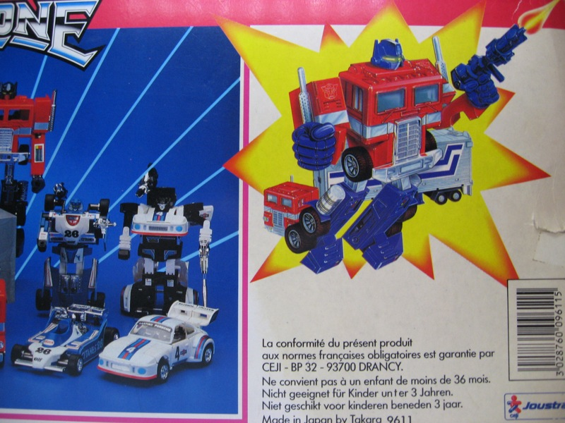 TFW2005 - The 2005 Boards - Diaclone/ Microchange Pre TF group
