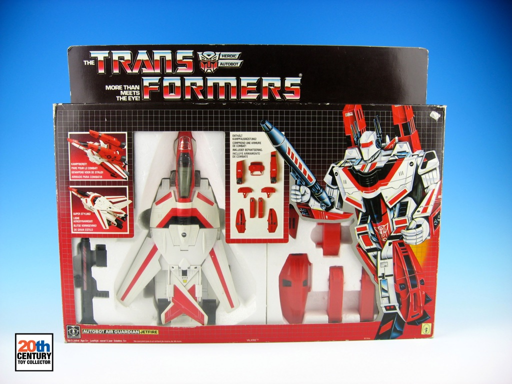 20th Century Toy Collector Blog Archive Transformers Jetfire